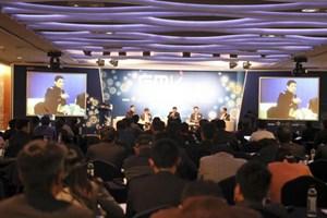 """Nhiều hãng lớn dự """"Tầm nhìn Di động Toàn cầu"""" tại Hàn Quốc"""