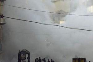 40 phần tử nổi loạn chết trong hàng loạt vụ nổ ở Tân Cương