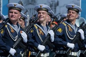 Lính Nga cũng sẽ duyệt binh mừng Chiến thắng Phátxít ở Trung Quốc