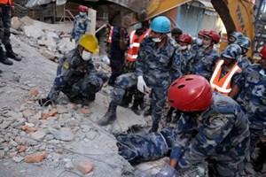 Nepal kêu gọi quyên góp 2 tỷ USD tái thiết đất nước sau động đất