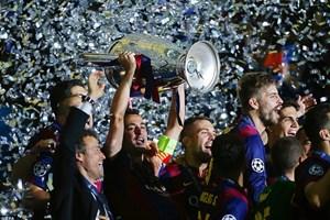 Đánh bại Juventus, Barca lần thứ 5 đăng quang Champions League