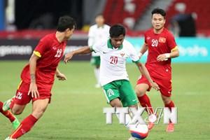 Trận U23 Indonesia thua đậm U23 Việt Nam bị nghi bán độ
