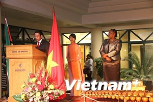 Đại sứ quán Việt Nam tại Mozambique kỷ niệm Quốc khánh 2/9