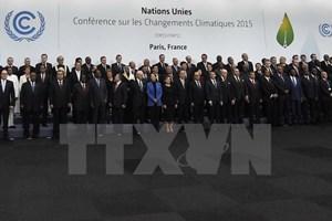 Việt Nam đóng góp tích cực và quan trọng tại Hội nghị COP 21