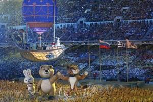 """""""Nước Nga đã thực hiện được lời hứa ở Olympic Sochi"""""""