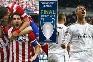 Champions League: Real, Atletico và giấc mơ làm nên lịch sử