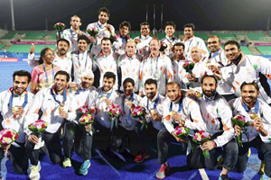 Vô địch ASIAD, tuyển hockey nam Ấn Độ được trao thưởng kỷ lục