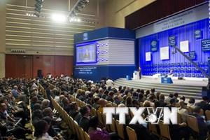 Diễn đàn kinh tế Davos 2015 tập trung vào 10 thách thức toàn cầu