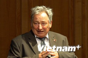 Toạ đàm về sự phát triển của Việt Nam sau chiến tranh tại Đức