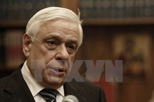 Tổng thống Hy Lạp ấn định ngày tổ chức bầu cử trước thời hạn