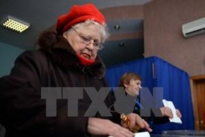 Ukraine hủy bỏ các cuộc bầu cử hội đồng địa phương ở miền Đông