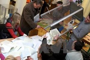 Chính phủ Ukraine có thể thất bại trong cuộc bầu cử địa phương