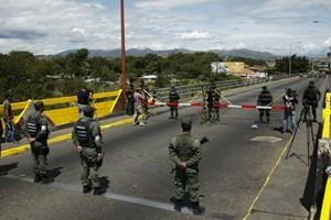 Venezuela tăng biện pháp an ninh khu vực biên giới với Colombia