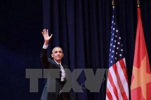 Hậu trường thăm Việt Nam và Nhật Bản của ông Obama