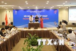 Bốc thăm thi đấu Đại hội thể thao bãi biển châu Á lần thứ 5