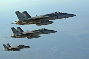 Iran cảnh báo về khả năng quân đội Mỹ tiến hành tấn công Syria