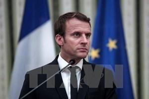 Pháp: Châu Âu sẽ thay Mỹ thực hiện cam kết Hiệp định Paris