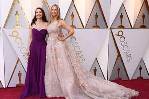 [Photo] Dàn sao Hollywood tỏa sáng trên Thảm đỏ Oscar 2018