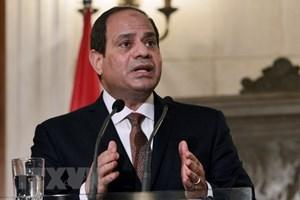 Bầu cử Ai Cập: Đương kim Tổng thống al-Sisi giành chiến thắng áp đảo