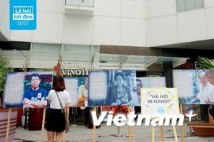 """Lễ hội Tắt đèn kêu gọi cộng đồng """"giải cứu môi trường"""" ở Hà Nội"""