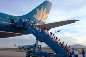 Vietnam Airlines đạt doanh thu 72,5 ngàn tỷ đồng năm 2013
