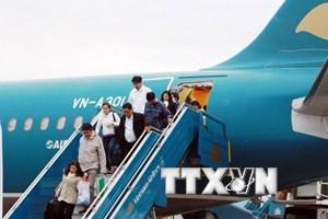 Vietnam Airlines: Bão khủng hoảng làm sụt doanh thu năm 2014