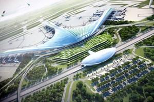 Lộ diện Tư vấn được chọn để lập thiết kế nhà ga sân bay Long Thành