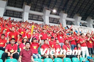 'Olympic Việt Nam đã chiến thắng trong lòng người hâm mộ'