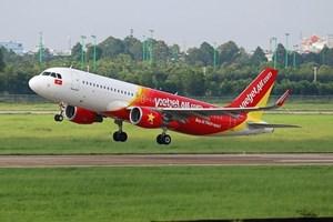 Cục Hàng không nói gì về máy bay Vietjet gặp lỗi cảnh báo giả?