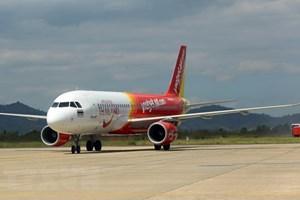 Máy bay Vietjet Air phải hạ cánh xuống Đài Loan vì cảnh báo kỹ thuật