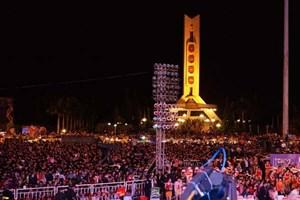 Đà Nẵng: Lễ hội đếm ngược đón Năm mới 2014