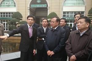 Hà Nội: Tăng cường quản lý các khu chung cư