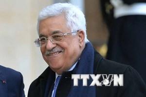 Palestine chính thức tham gia 5 hiệp ước quốc tế