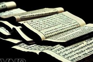 Huế: Giới thiệu 222 đầu kinh, sách Phật giáo xưa và nay