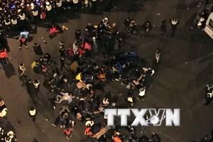 Có thêm một ca tử vong trong vụ giẫm đạp tại Thượng Hải