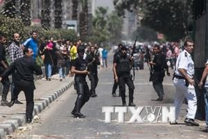 Ai Cập đóng băng tài sản của 25 thành viên Anh em Hồi giáo