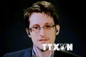 Snowden chịu một phần trách nhiệm về vụ khủng bố ở Paris