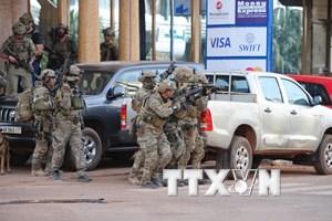 Hai công dân Pháp thiệt mạng trong vụ khủng bố ở Burkina Faso