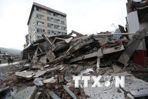 Ecuador lại hứng chịu động đất kinh hoàng 7,2 độ Richter