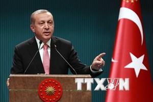 """Thổ Nhĩ Kỳ hy vọng mở ra """"trang mới"""" trong quan hệ với Nga"""