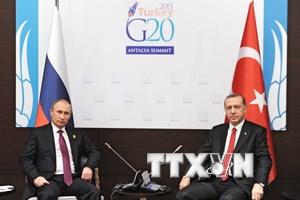 [Video] Nga chân thành kỳ vọng phát triển quan hệ với Thổ Nhĩ Kỳ