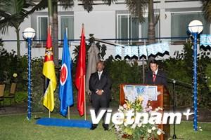 Kỷ niệm 71 năm Quốc khánh 2/9 tại Mexico và Mozambique