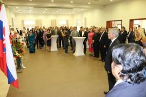 Quan khách Slovakia dự Lễ kỷ niệm 71 năm Quốc khánh Việt Nam