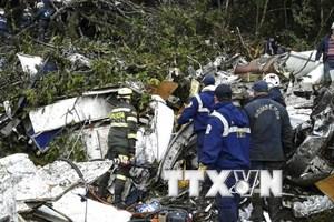 [Video] Tìm thấy 2 hộp đen của máy bay gặp nạn ở Colombia