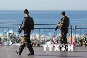 Cảnh sát Pháp bắt giữ 11 nghi can vụ khủng bố ở thành phố Nice