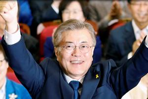 [Video] Chân dung tân Tổng thống Hàn Quốc Moon Jae-in