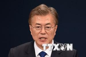 Tân Tổng thống Hàn Quốc Moon Jae-in sẽ không ở Nhà Xanh