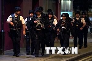 Cảnh sát Anh tuyên bố các vụ tấn công ở London là khủng bố