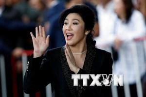 Đảng Pheu Thai bác tin bà Yingluck sẽ lập chính phủ lưu vong