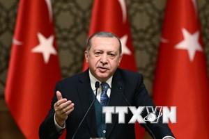 Tổng thống Thổ Nhĩ Kỳ lên tiếng muốn cải thiện quan hệ với Đức và EU